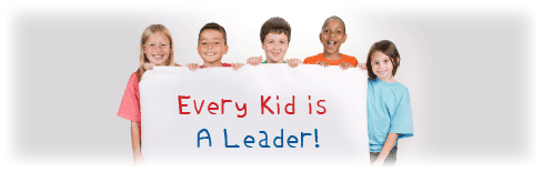 Every kid is a leader